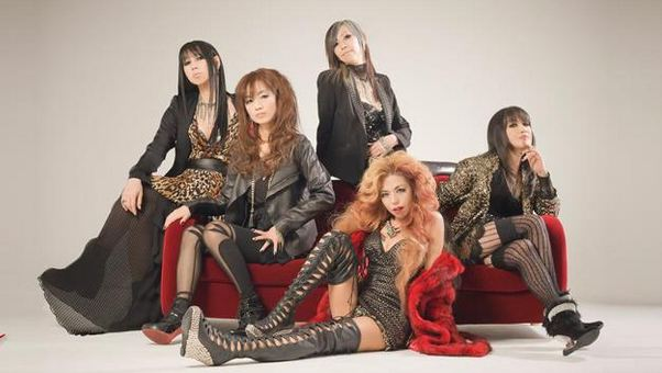 in celebration of their 30th anniversary all female heavy metal band show ya covers x japan and. Black Bedroom Furniture Sets. Home Design Ideas