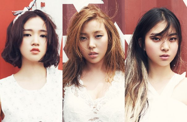 [Kpop] LADIES' CODE Members Remain Hospitalized