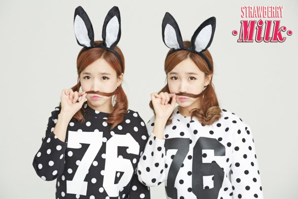 Crayon Pop Forms Subunit Strawberry Milk To Debut In October