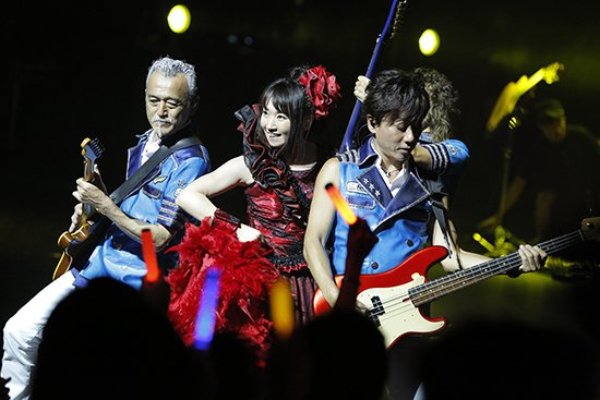 [Jpop] [Exclusive] Live Report of Nana Mizuki LIVE FLIGHT 2014+ in Singapore