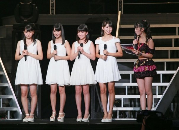 Morning Musume Adds 4 Members To Group
