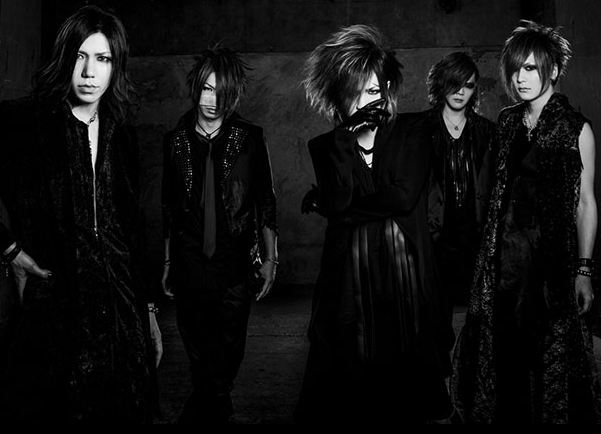 the GazettE to Rock Loud Park Festival this October