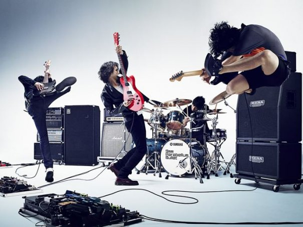 New Single from 9mm Parabellum Bullet Waltzing Its Way to Your Life Later This Year