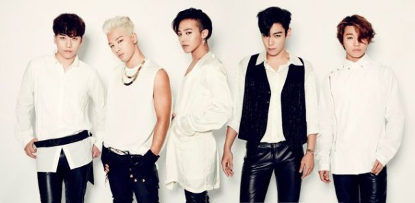 BIGBANG Celebrates 5th Anniversary in Japan with Greatest Hits Album