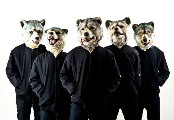 MAN WITH A MISSION to Join Spook-tacular Line-Up in AKASAKA HALLOWEEN 2014