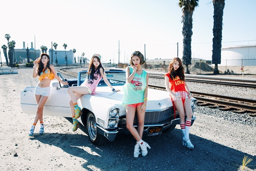 Girl's Day To Release World's First
