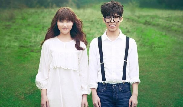"Akdong Musician Announces Digital Single ""Time and Fallen Leaves"""