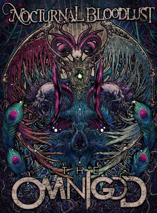 "NOCTURNAL BLOODLUST Reveals Details on ""THE OMNIGOD"""
