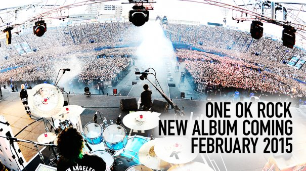 ONE OK ROCK To Release 7th Album In February 2015