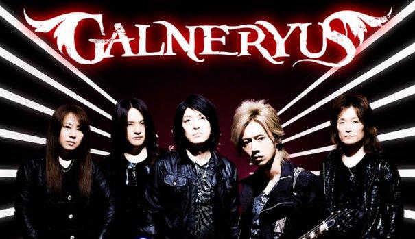 "GALNERYUS to Release New Single ""ATTITUDE TO LIFE"""
