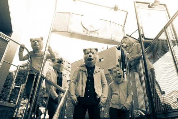 [Jrock] MAN WITH A MISSION Celebrates 5th Anniversary with Best Album
