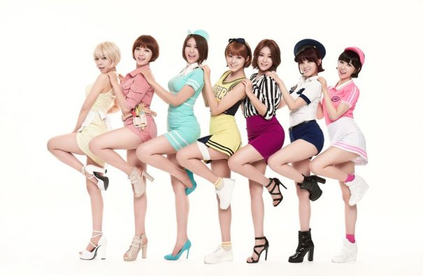 AOA To Release 3rd Single Of 2014 In November