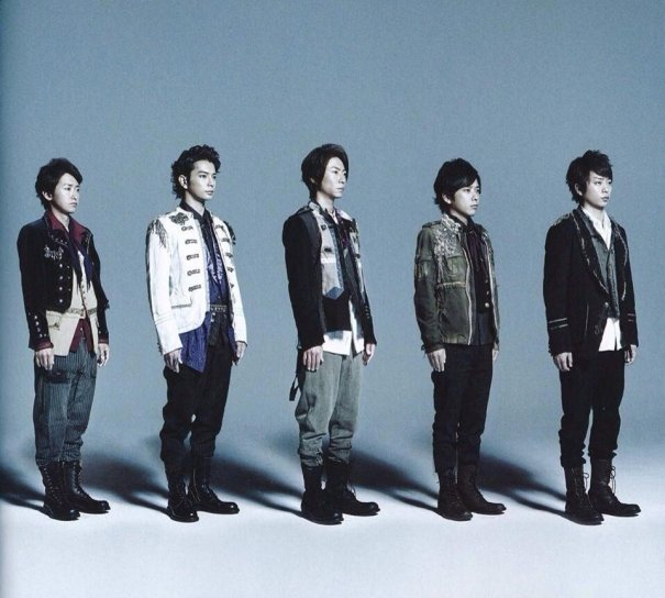Arashi Ties EXILE For Most Consecutive Years With A #1 Album