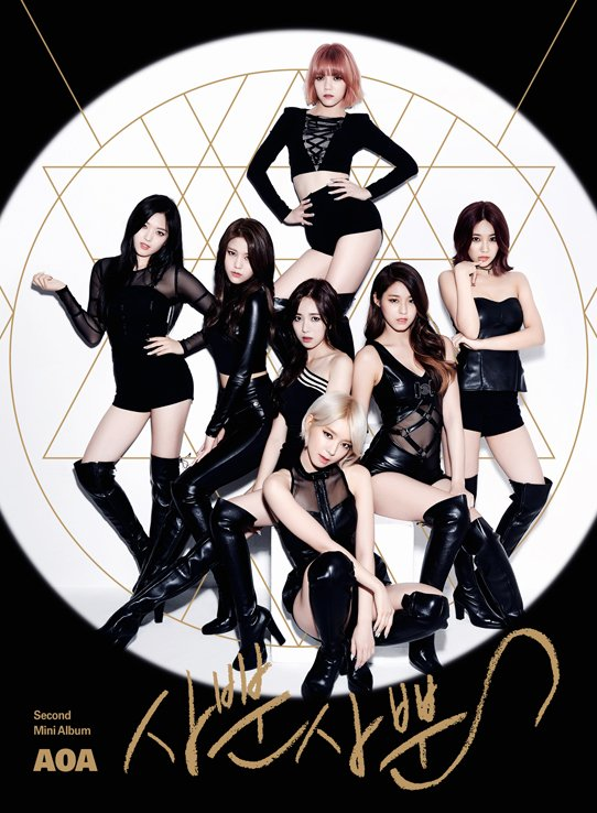 AOA Teases Upcoming Mini Album