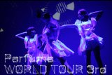 [Exclusive] Live Report of Perfume WORLD TOUR 3rd in Singapore