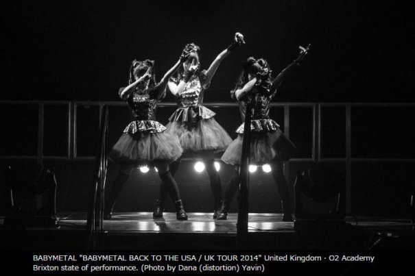 [Jrock] BABYMETAL Bares New Song in London Live & Announces Latest BR/DVD