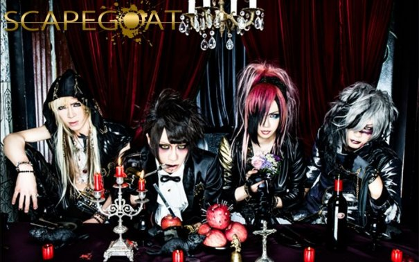 [Jpop] SCAPEGOAT Kickstarts 2015 with New Single