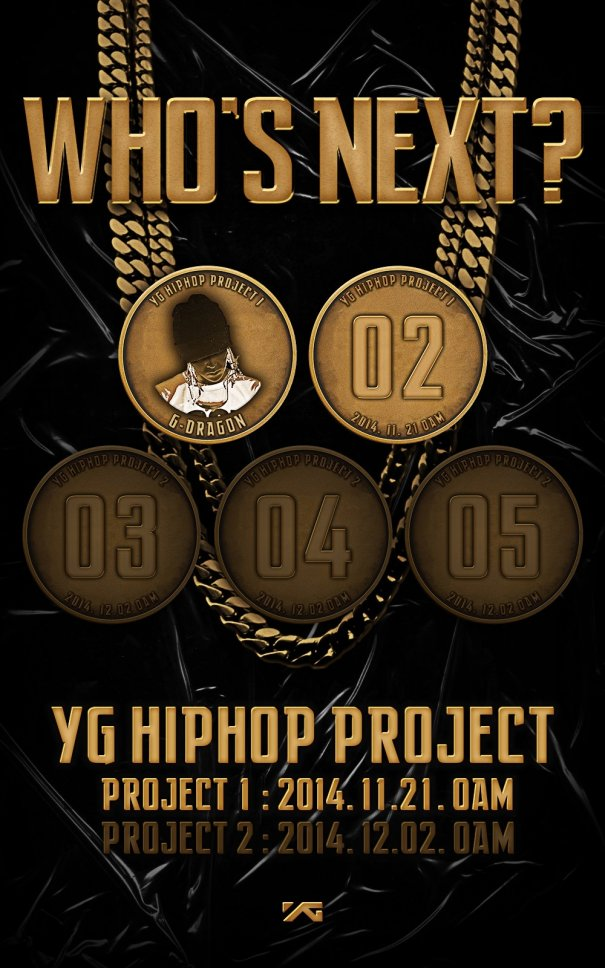G-Dragon To Release Hip Hop Project This Month