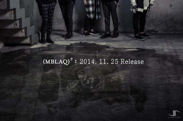 MBLAQ Teases New Release At End Of Month