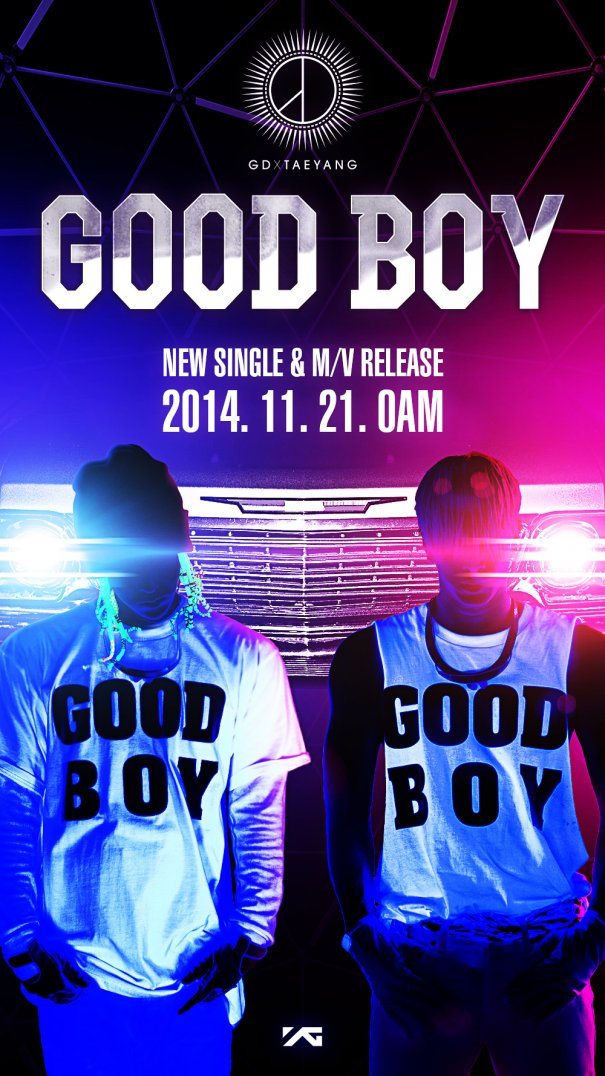 [Kpop] GD x Taeyang Announces First Single