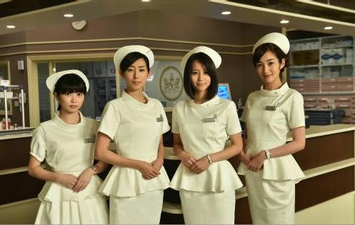 [Jpop] Maki Horikita to Play as a Nurse in Upcoming TBS Drama