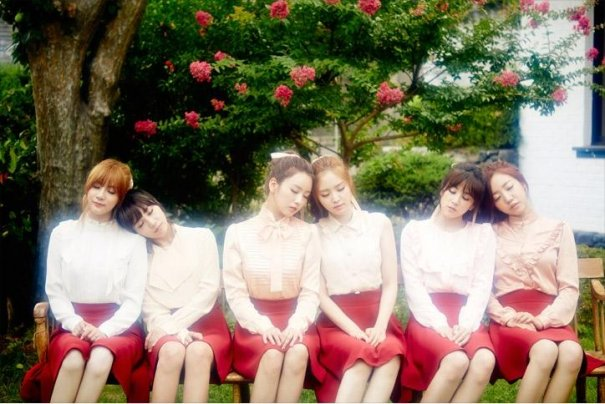A Pink Achieves All Kill With Latest Single
