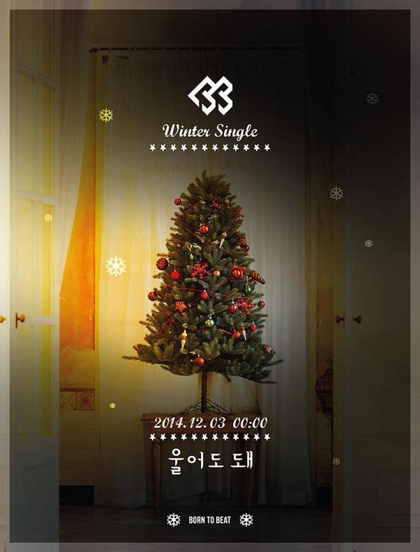 [Kpop] BTOB to Release Winter Single