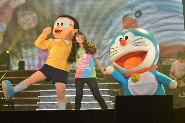 "miwa Announces New Song ""360°"" To Be Used As Theme Song For Upcoming Doraemon Movie"