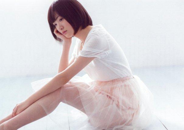 [Jpop] Nogizaka46's Rina Ikoma Hit By Japan's Flu Epidemic