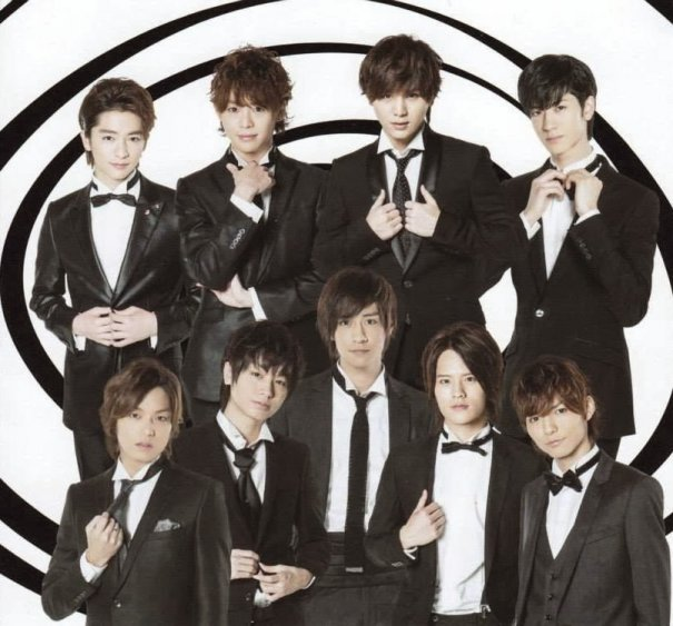 """Hey! Say! JUMP to Release DVD """"smart"""""""