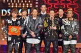 "Sandaime J Soul Brothers' ""R.Y.U.S.E.I."" Wins Song of the Year Award At 56th Japan Record Awards"