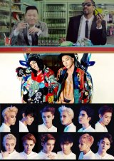 Billboard Announced 25 Most Viewed 2014 K-pop MVs in America