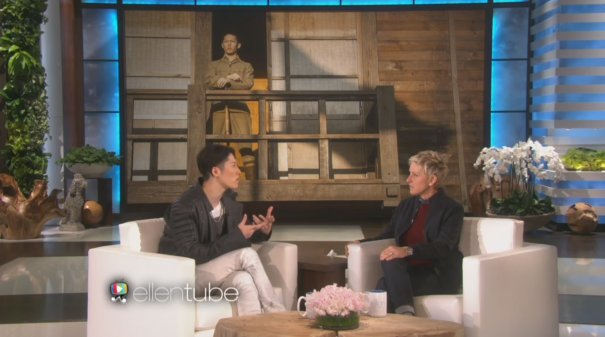 Watch Miyavi's Performance and Talk on The Ellen Degeneres Show