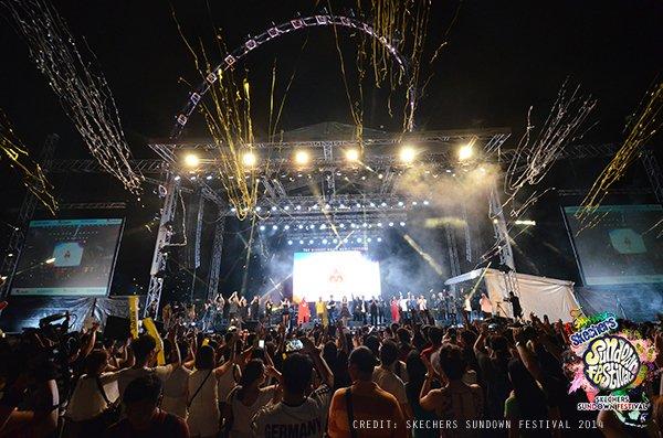[EXCLUSIVE] Live Report of Skechers Sundown Festival 2014 Part 1