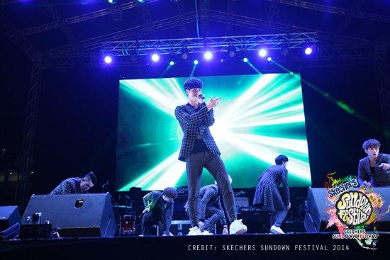 [Jpop] [EXCLUSIVE] Live Report of Skechers Sundown Festival 2014 Part 2