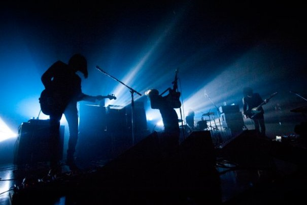 THE NOVEMBERS Celebrate 10th Anniversary with Live DVD Release