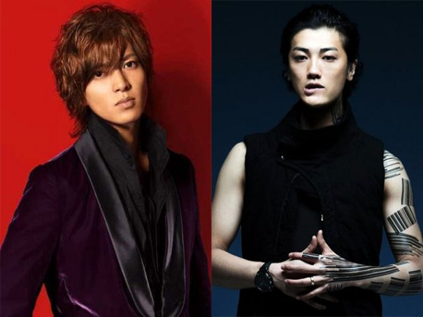 [Jpop] Tomohisa Yamashita And Jin Akanishi Rumored To Be Collaborating On New Music