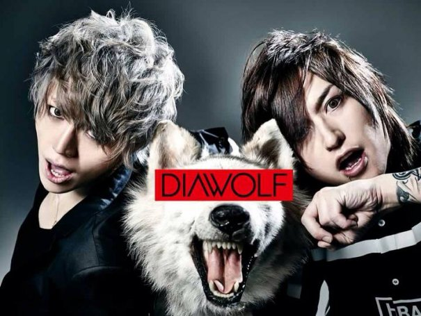 A9's Show and Tora Team Up for Rock Unit DIAWOLF