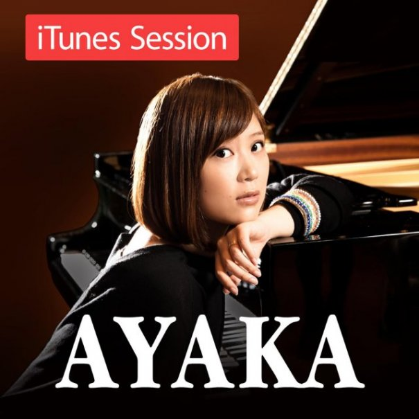 """Ayaka to Release """"iTunes Session"""" Album in 110 Countries"""