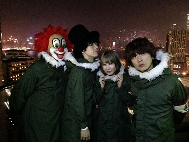 SEKAI NO OWARI & GILLE to Represent Japan in Upcoming 'Hong Kong Asian Pop Music Festival'