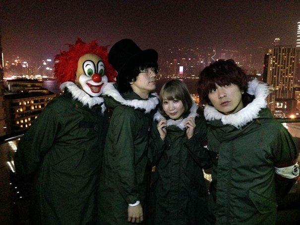 SEKAI NO OWARI & GILLE to Represent Japan in Upcoming 'Hong Kong Asian Pop Music Festival'
