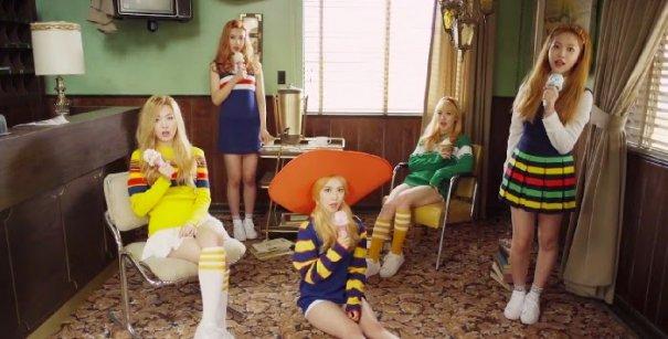 Red Velvet's Line Up Finalized