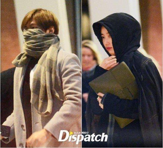 Bae suzy and lee min ho drama
