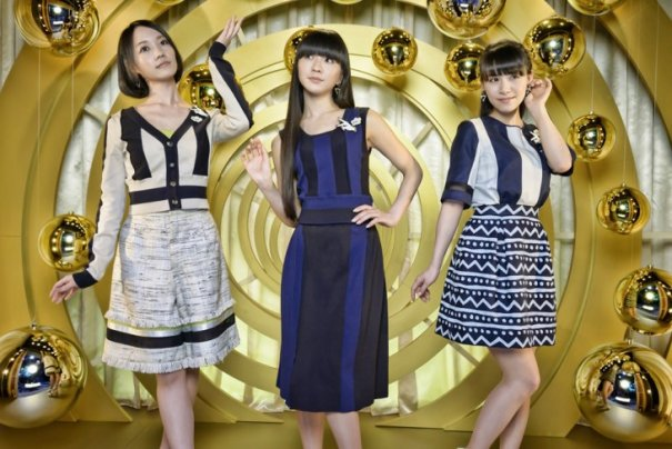 "Perfume Collaborates With Department Store ISETAN For New Song ""Pick Me Up"""