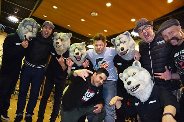 [Jrock] MAN WITH A MISSION to Unite with Zebrahead for Split EP