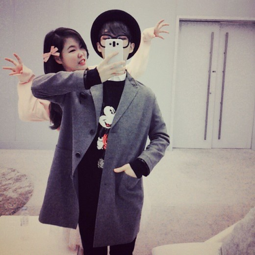 Akdong Musician Celebrating 1st Anniversary since Debut