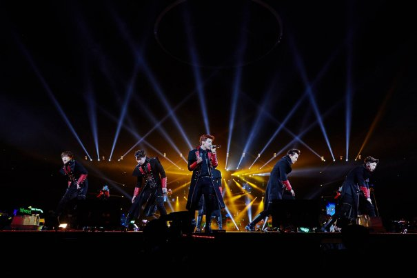 """""""Our Languages are Different, but Music Unites"""": 2PM Performed Final Show in Shanghai"""