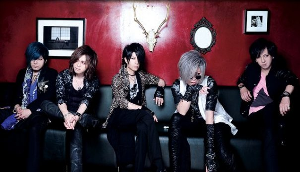[Jrock] Ricky Departs from THE MICRO HEAD 4N'S