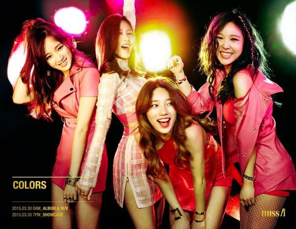 [Kpop] Miss A Members Had No Idea Suzy Was Dating Lee Min Ho
