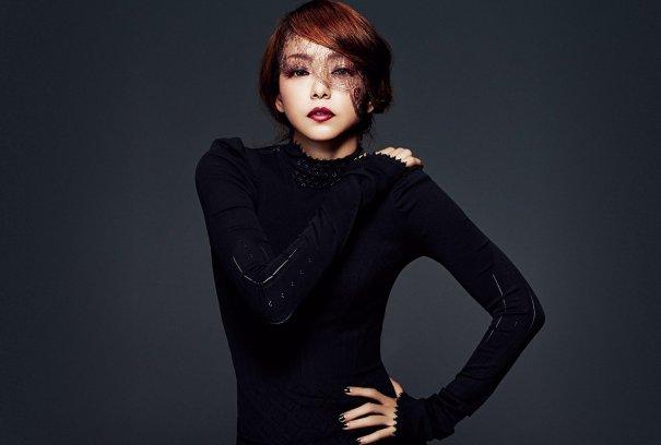 """Namie Amuro To Release New Album """"_genic"""" In June"""